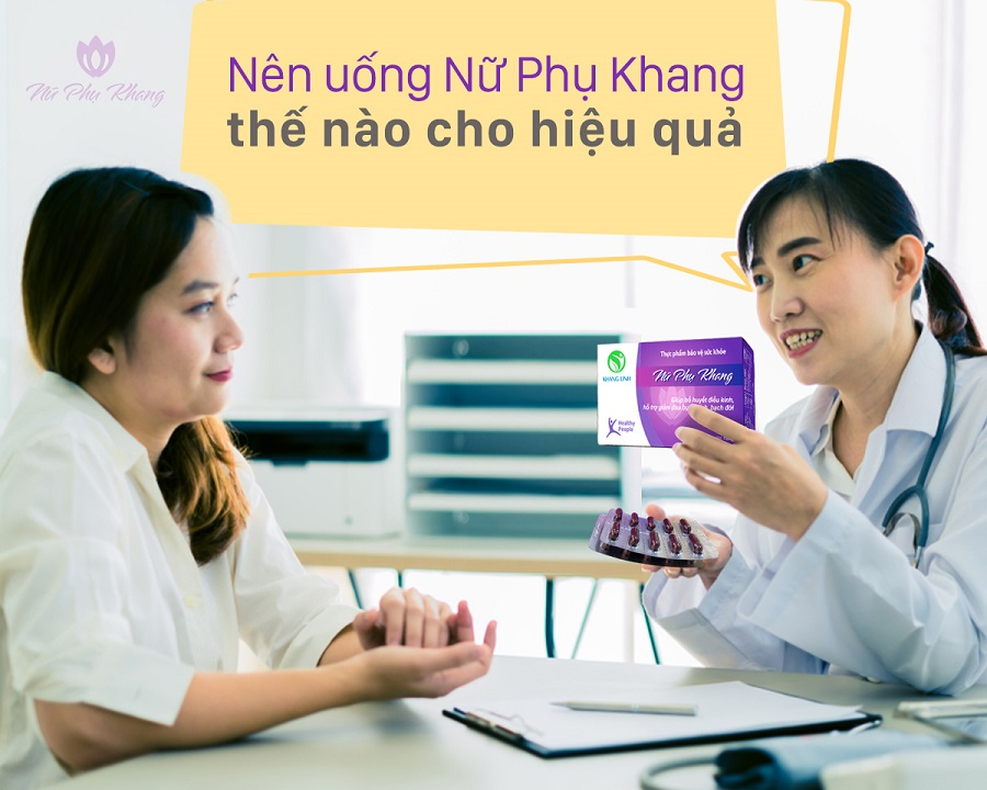 review Nữ Phụ Khang